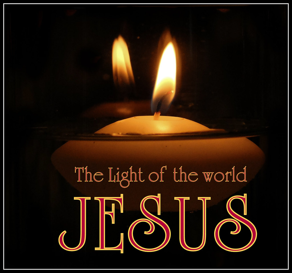 How does the Light of the World effect those who refuse to believe?