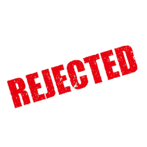 Have you been rejected by religious groups?