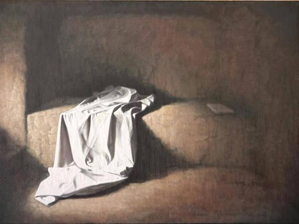 Christ's resurrection provides evidence for our minds