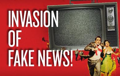 SHARING GOOD NEWS IN A FAKE NEWS SOCIETY
