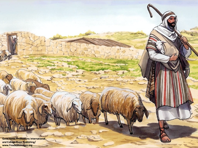 How can I trust the Lord Jesus as the True Shepherd? Part 3