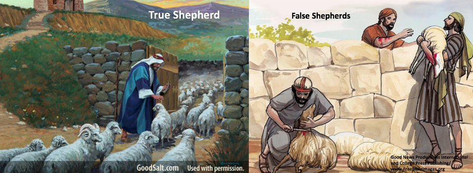 How can I trust the Lord Jesus as the True Shepherd? Part 4
