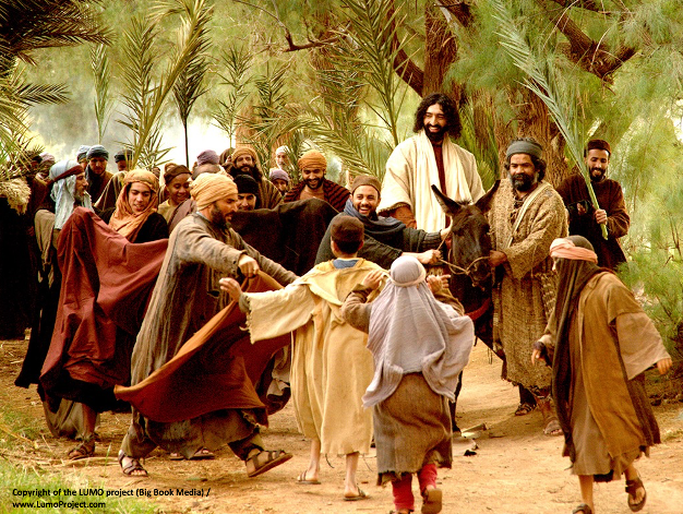 How does Jesus lead us to victory? Part 2