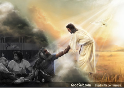 How can we respond to those who refuse to believe in Christ? Part 1