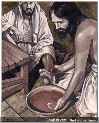 How can we experience the blessedness of clean feet? Part 3