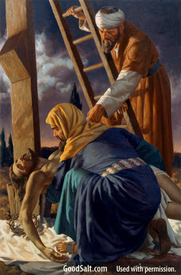 Lasting Lessons from the Last Day in Jesus' Life – Part 12