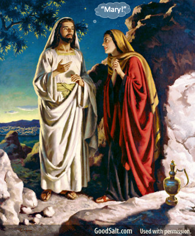 How can Jesus' resurrection make a difference in our daily lives? Part 4