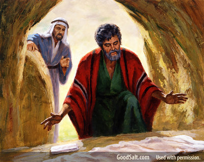 How can Jesus' resurrection make a difference in our daily lives? Part 2