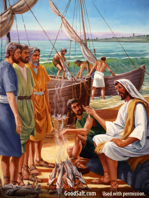 Lessons from the risen Lord Jesus – Part 6