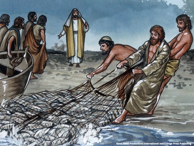 Lessons from the risen Lord Jesus – Part 7