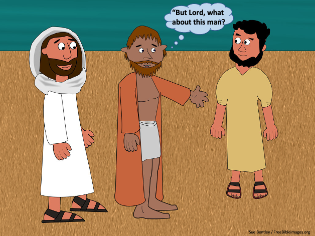 How can we follow the risen Lord Jesus without reservation? Part 1