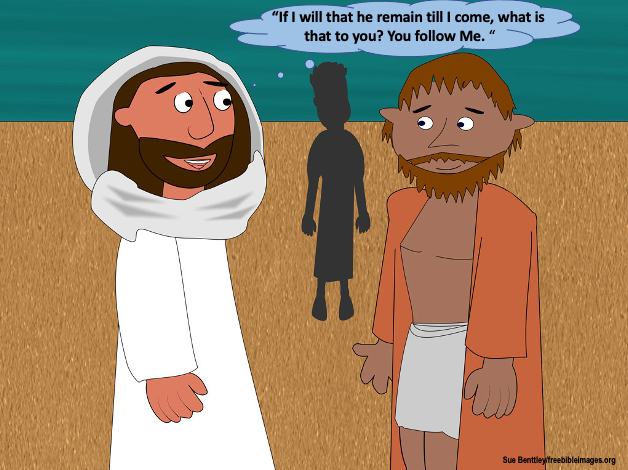 How can we follow the risen Lord Jesus without reservation? Part 2