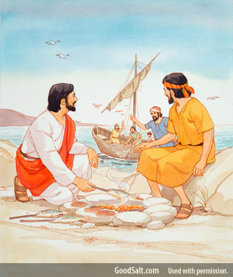 Lessons from the risen Lord Jesus – Part 5