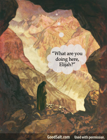 How do I climb out of the pit of discouragement? Part 6
