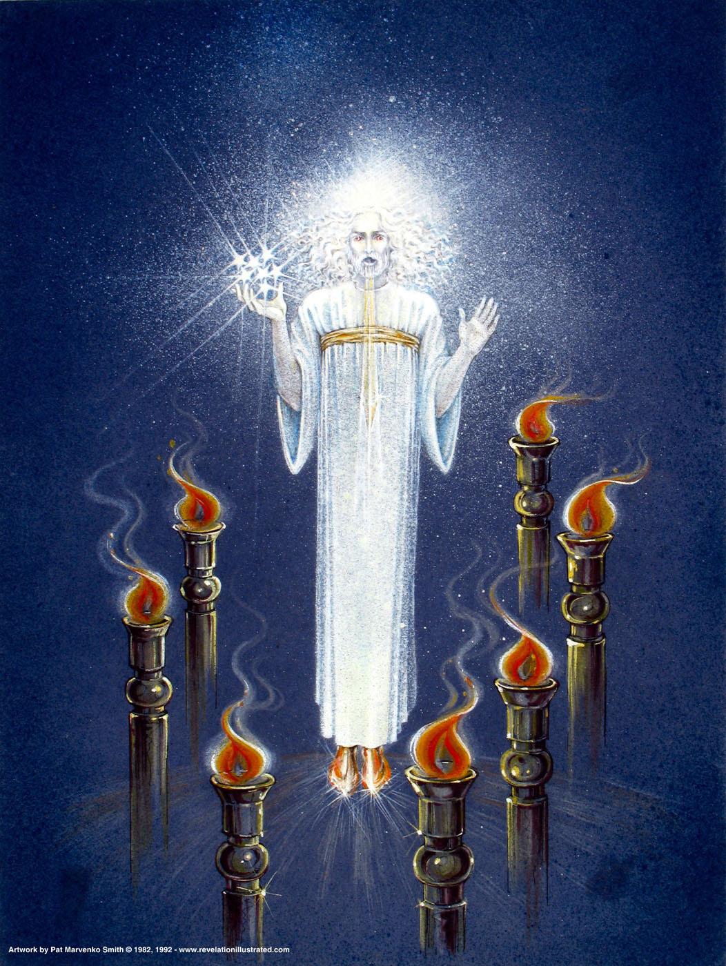 Revelation 1 – Part 4